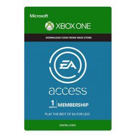 EA Access 1 Month Subscription, کارت EA Access یک ماهه مخصوص شبکه ایکس باکس لایو, کارت EA Access یک ماهه , کارت EA اکسس 1 ماهه , کد EA Access یک ماهه