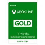 Xbox Live Gold, کارت ایکس باکس لایو گلد 1 ماهه, گیفت کارت ایکس باکس گلد نسخه آمریکا, Microsoft Store Gift Card, کارت ایکس باکس لایو گلد برای خرید بازی, گیفت کارت مایکروسافت ایکس باکس لایو مخصوص ایکس باکس وان, کارت ایکس باکس لایو گلد اشتراک 1 ماهه