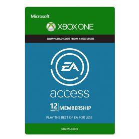 EA Access 1 Month Subscription, کارت EA Access یک ساله مخصوص شبکه ایکس باکس لایو, کارت EA Access یک ساله , کارت EA اکسس 1 ساله , کد EA Access یک ساله