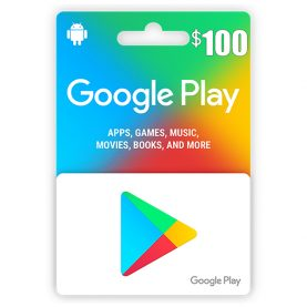 Google Play Gift Card 100$ - گیفت کارت گوگل پلی 100 دلاری