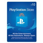 PlayStation Store Gift Card 10$