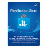 PlayStation Store Gift Card 20$