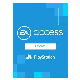 کارت EA Access مخصوص پلی استیشن 4