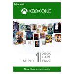 Xbox Game Pass – 1 Months - کارت ایکس باکس گیم پس 1 ماهه